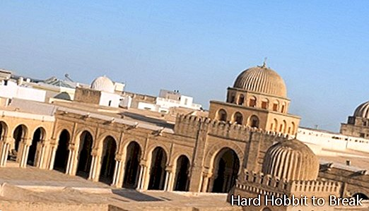 Kairouan, the fourth holy city of Islam