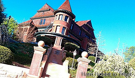 Visit the McCune Mansion in Utah