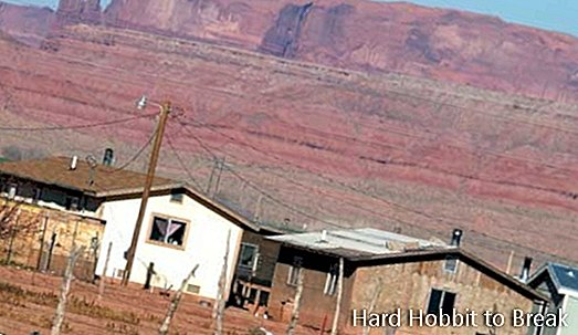 Visit the Indian reservations in Arizona
