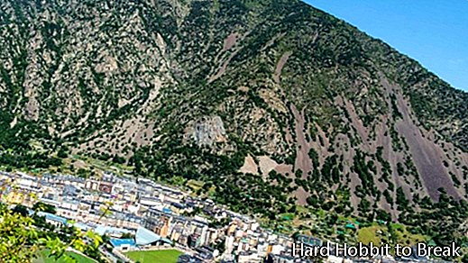 Places you can't miss in Andorra