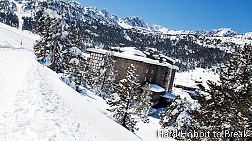 The five best hotels in Andorra