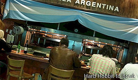 What to eat in Argentina