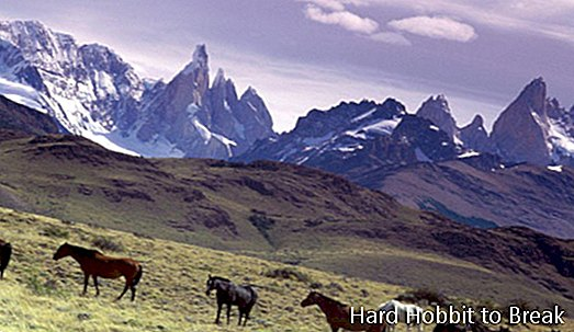 Rural tourism in Patagonia