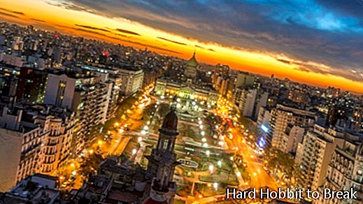 The most important cities in Argentina