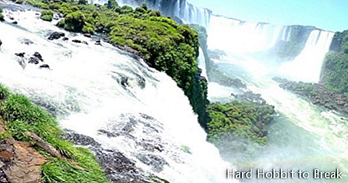 Iguazú Falls in downtown Buenos Aires