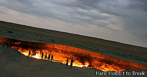 The curious origin of the Darvaza Gate to Hell in Turkmenistan