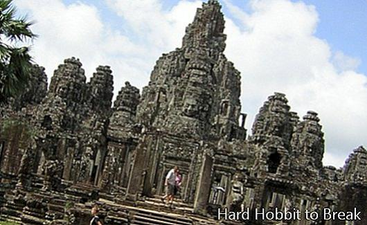 Tourist regions and activities in Cambodia
