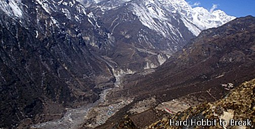 Kali Gandaki, the deepest gorge in the world