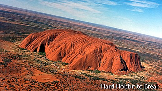 Starting in October 2019, you will not be able to climb the Uluru