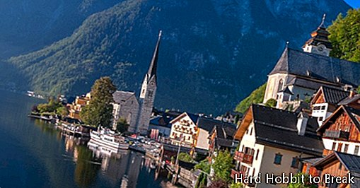 The most beautiful towns in Austria