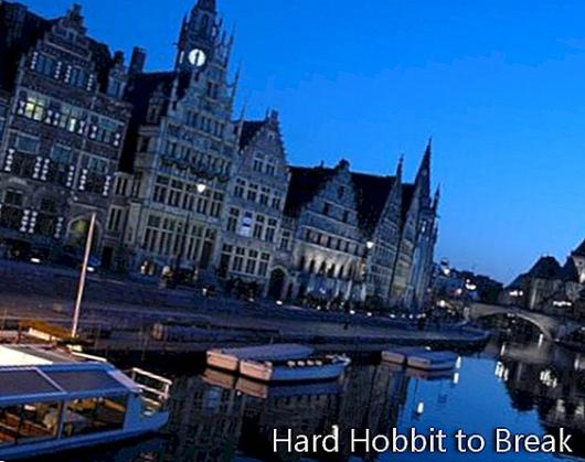 Reasons to visit Gent