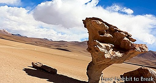 The Surreal Desert of Salvador Dalí in Bolivia