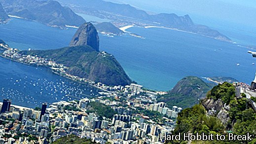 The most important cities in Brazil