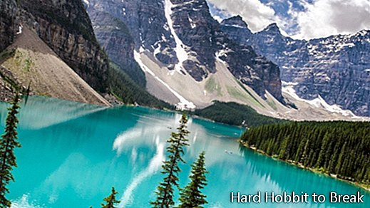 Canada's most beautiful landscapes