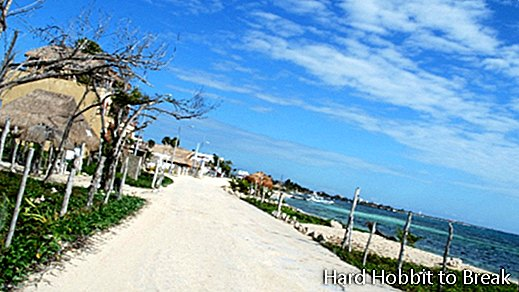Mahahual, dream vacation in the Mexican Caribbean