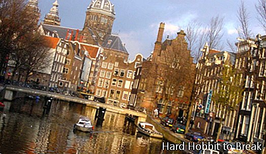 Amsterdam canals turn 400