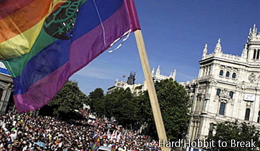 Madrid Gay Pride, among the best in the world