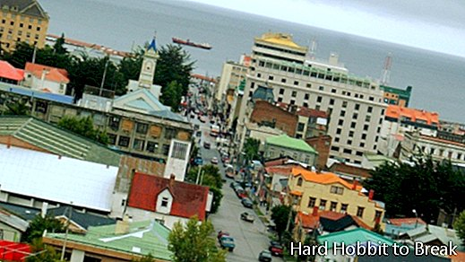 Travel to Punta Arenas in Chile