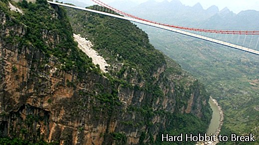 The highest bridge in the world