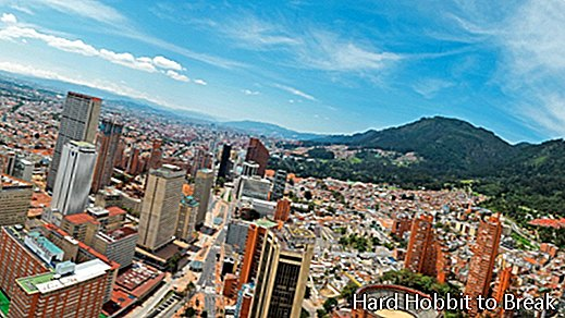 The most important cities of Colombia