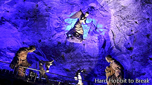 The Salt Cathedral, one of the greatest architectural achievements in Colombia