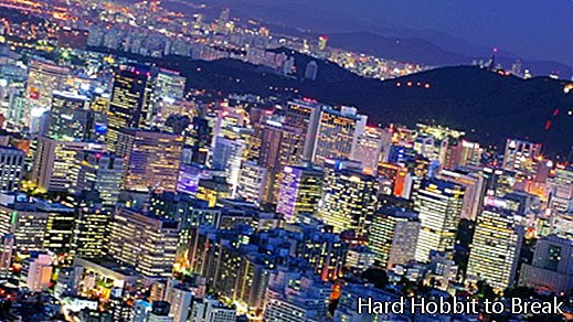 The most important cities in South Korea