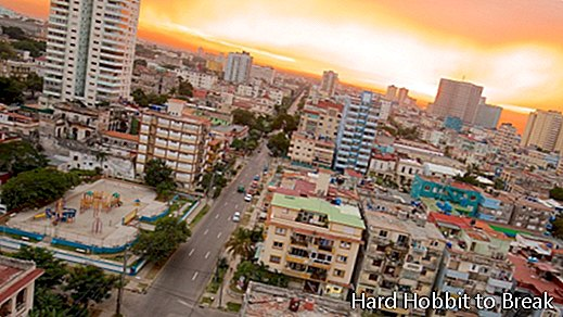 Essential visits in Havana