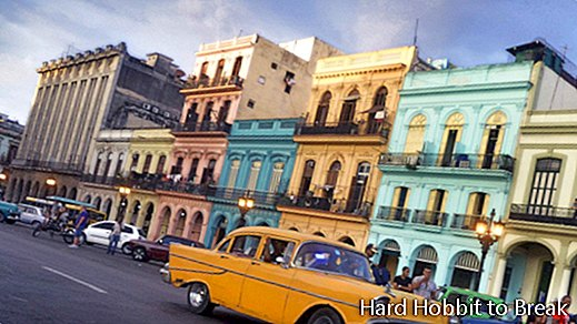 Places of Cuba declared a World Heritage Site
