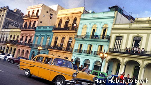 The most important cities of Cuba