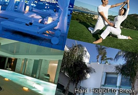 The Hotel Clinica SHA, the best Spa in Spain