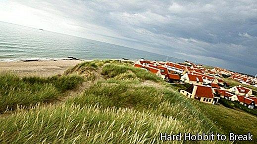 The most beautiful towns in Denmark