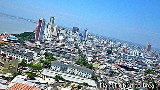 The most important cities of Ecuador