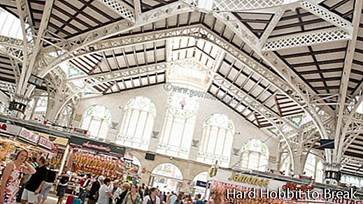 The most beautiful markets in Spain