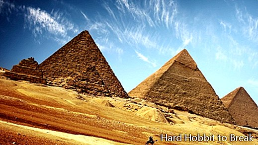 The pyramids you must visit in Egypt