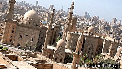 The most important cities in Egypt