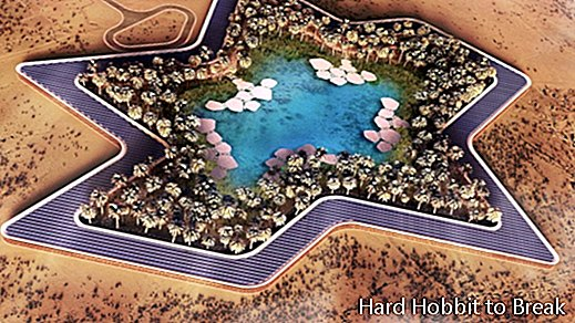 The most sustainable resort in the world will be in the United Arab Emirates