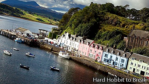 The most beautiful towns in Scotland