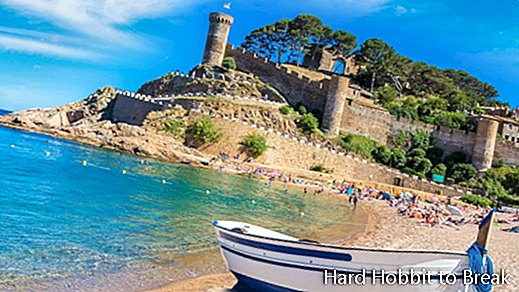 The most beautiful towns on the Costa Brava