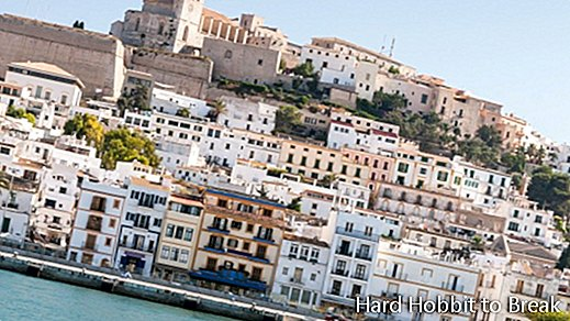 The most important cities of Ibiza