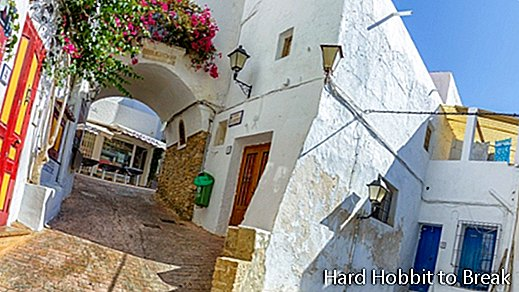 The most beautiful towns in southern Spain