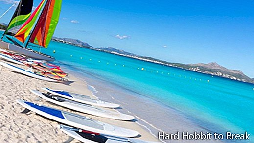 The most reputable beach destinations in Spain