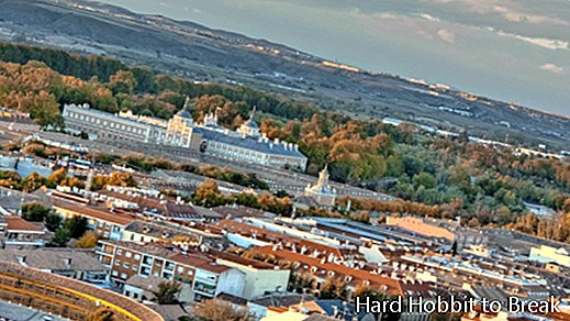 World Heritage Sites in the Community of Madrid