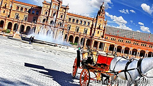What to see in Seville in one day