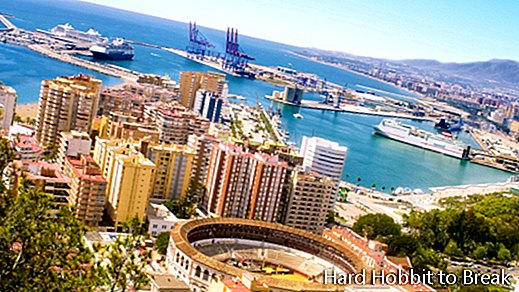 What to see in Malaga in one day