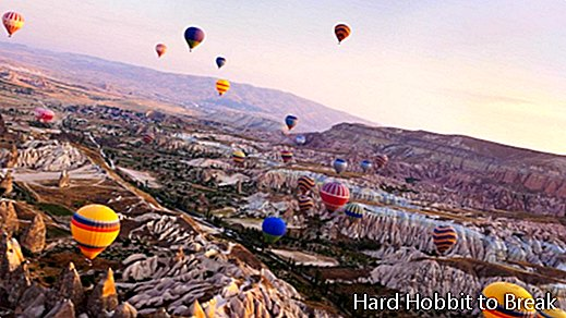 The best places in the world to travel by balloon