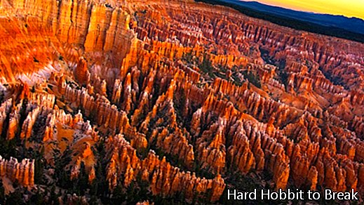 Bryce Canyon National Park, a spectacular natural site in Utah