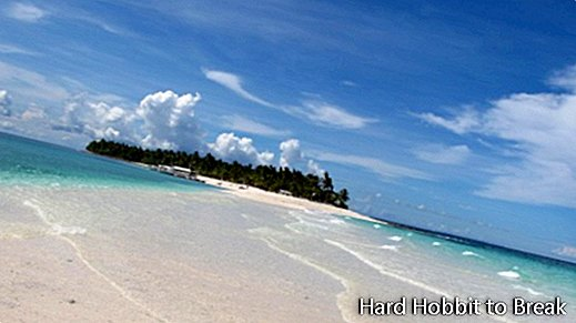 Malapascua Island in the Philippines