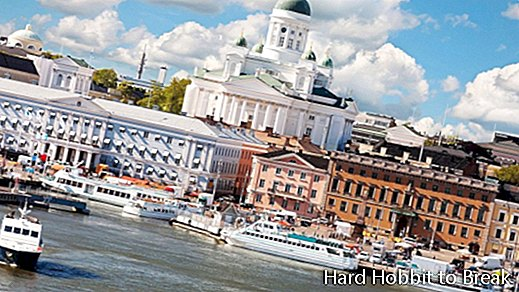 Must see views in Helsinki
