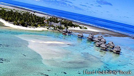 The spectacular Tikehau in French Polynesia