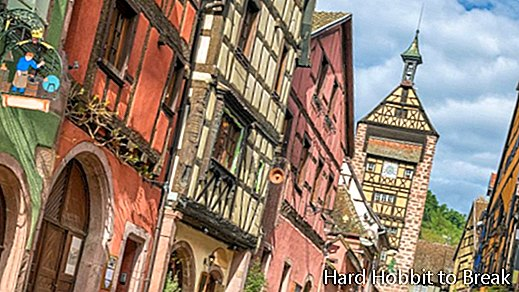 Riquewihr, la plus belle ville de France
